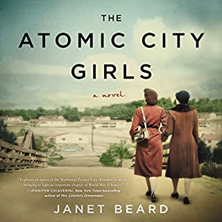 The Atomic City Girls cover art