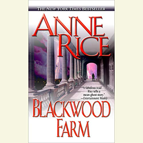 Page de couverture de Blackwood Farm