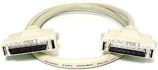 Monoprice 6-Feet HPDB50 M/M SCSI Cable 25PR (100745)