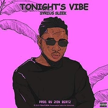 Tonight's Vibe