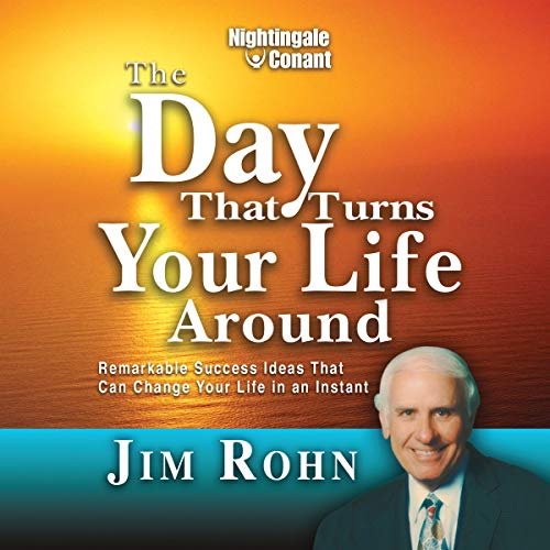 Page de couverture de The Day That Turns Your Life Around