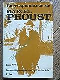 Correspondance de Marcel Proust 1915. Tome XIV. Philip KOLB