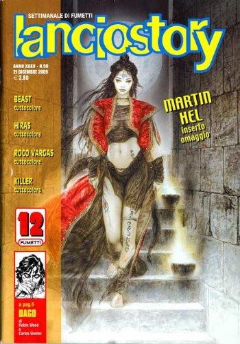 LANCIOSTORY ANNO 35 - 2009