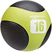 AmazonBasics Double Grip Type Medicine Ball, 18-Pound