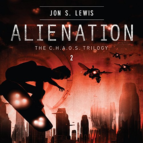 Couverture de Alienation