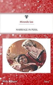 Marriage In Peril by [Miranda Lee]
