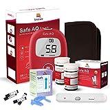 Sinocare Diabetes Testing Kit/Blood Glucose Monitor Safe AQ Smart/Blood Glucose Sugar Test Kit