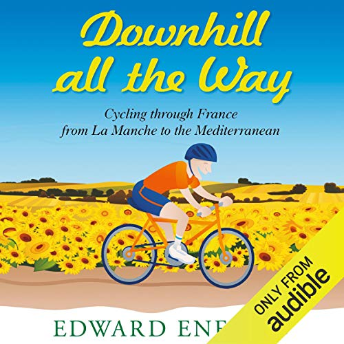Downhill All the Way audiobook cover art
