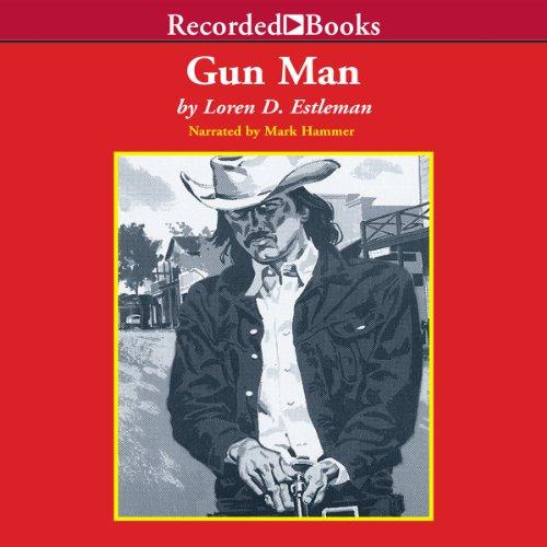 Gun Man audiobook cover art