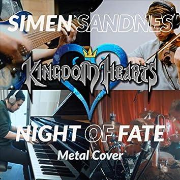 """Night of Fate (From """"Kingdom Hearts"""") [feat. Øystein Wangen]"""