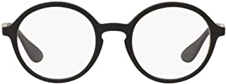 Rx7075 Round Prescription Eyeglass Frames