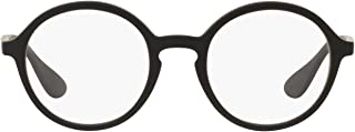 RX7075 Round Eyeglass Frames