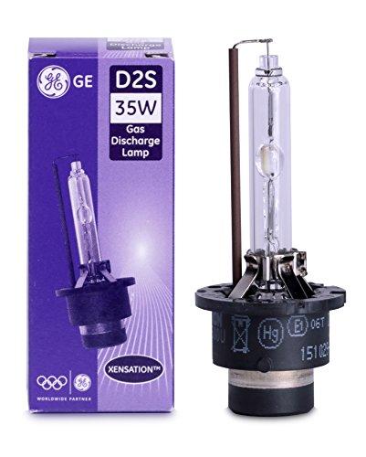 Ge D2S Xensation Xenón bombilla Farol lampara para auto 53500, Xenon Faroles de Xenón, Luces de xenón tipo quemador, libres General Electric