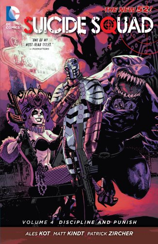 Suicide Squad (2011-2014) Vol. 4: Discipline and Punish (Suicide Squad, New 52 Volume) (English Edition)
