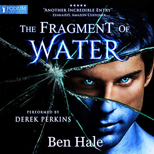 The Fragment of Water audiobook cover art