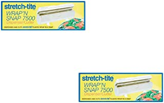 Stretch-tite Wrap'N Snap 7500 Dispenser (2 PACK)