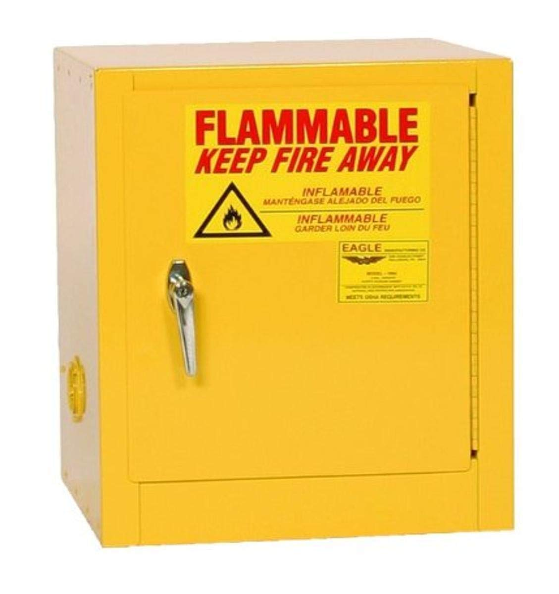 Eagle 1901 Safety Cabinet for Flammable Door 1 C Manual Liquids Cheap super special price sold out