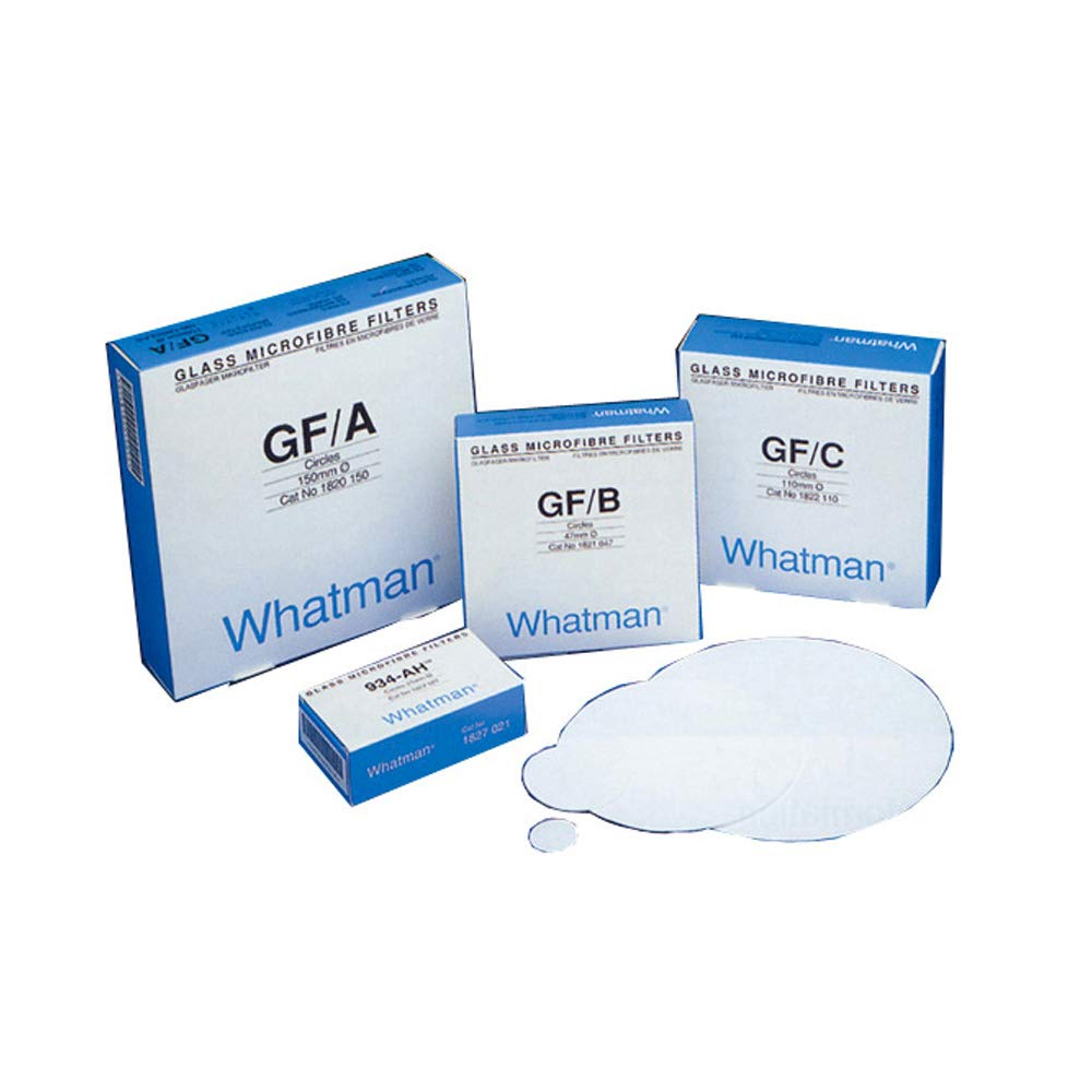 Whatman 1827-090 Glass Microfiber Binder Filter 1.5 Max 89% OFF Micron Sales of SALE items from new works Free