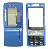 Nuevo Azul aspersorio cubierta de repuesto para SONY ERICSSON K800 K800i