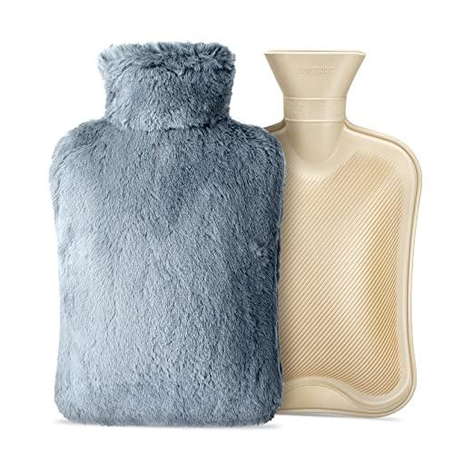 Homealexa -   Wärmflasche mit
