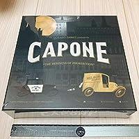 CAPONE ボードゲーム キックスターター Kickstarter