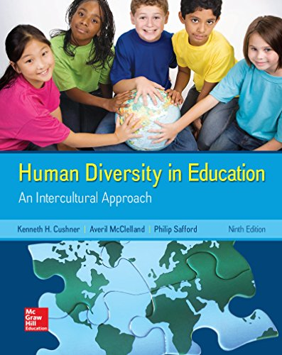 Compare Textbook Prices for Looseleaf for Human Diversity in Education 9 Edition ISBN 9781260131635 by Cushner, Kenneth,McClelland, Averil,Safford, Phillip