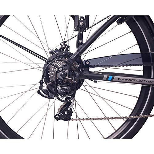 NCM Hamburg E-Bike City Rad 28 Zoll Bild 4*