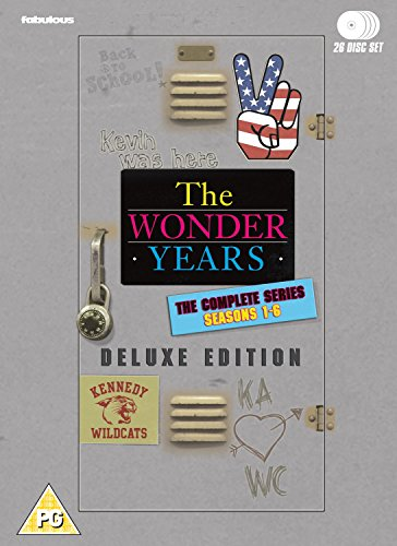 The Wonder Years - The Complete Series: Deluxe Edition (26 disc box set) [DVD] [UK Import]