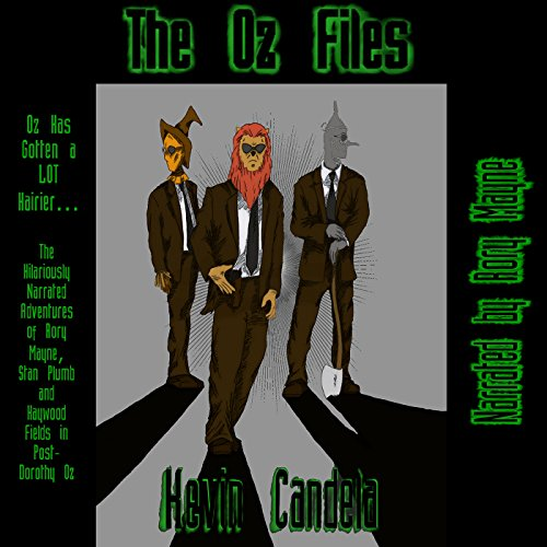 The Oz Files cover art