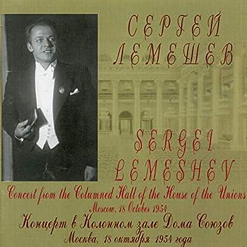 Tchaikovsky: Songs (Live)