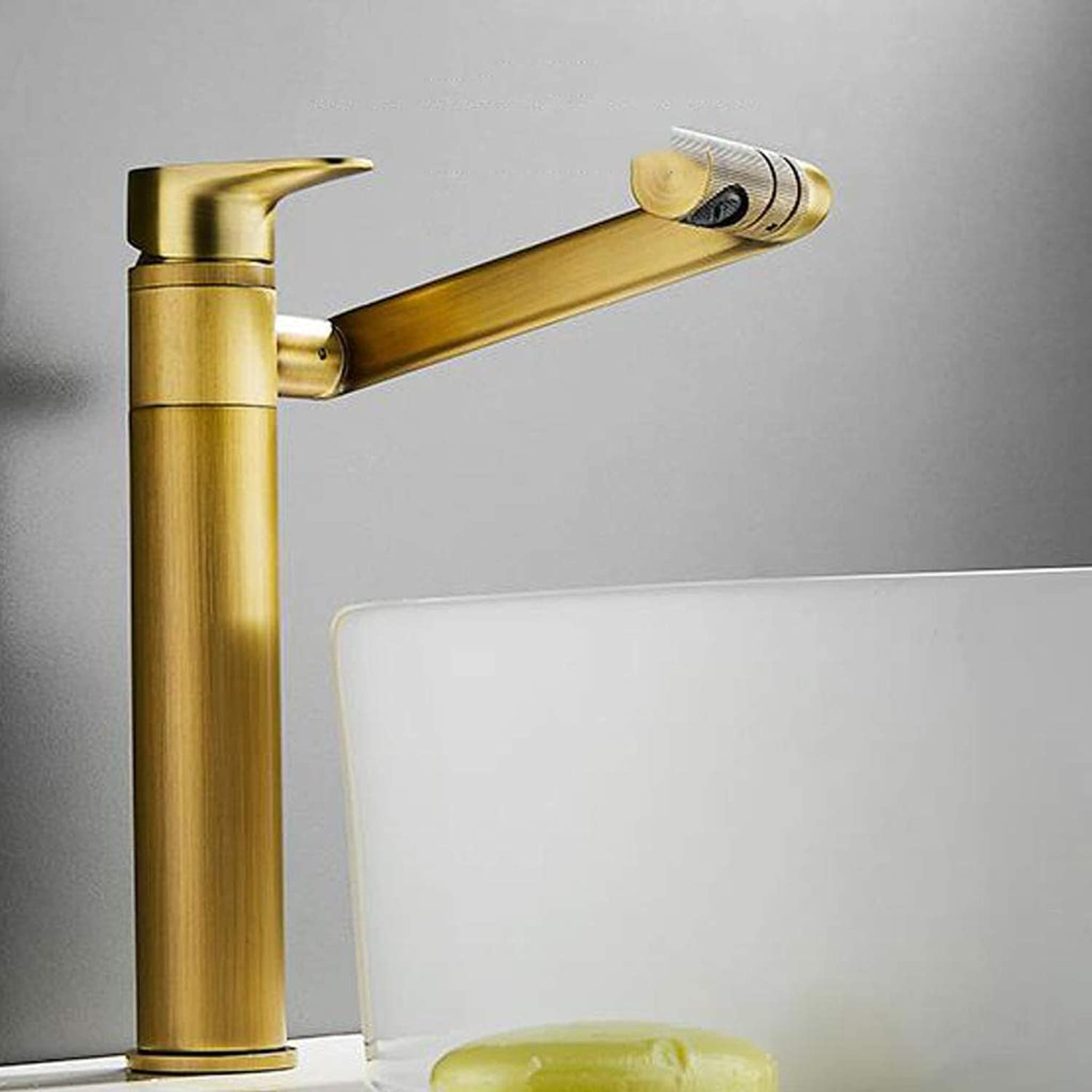 Chrome Finish Basin Faucet,Kitchen Sink Faucet 361redating spout Sink Mixer Commercial Mixer Modern Commercial Single Lever Pull Kitchen-B