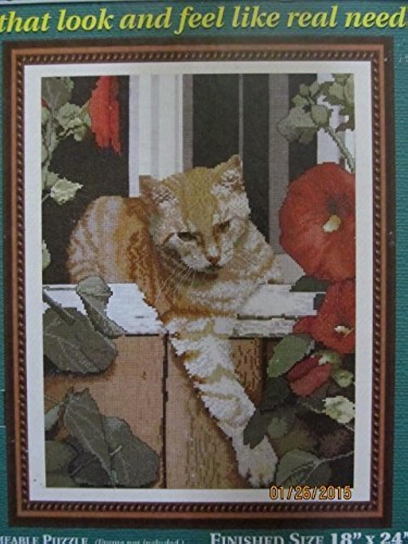 alto descuento Oliver the Cat Faux Stitch 18x24 500pcs by Hobbico Hobbico Hobbico  ¡No dudes! ¡Compra ahora!