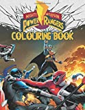 Power Rangers Coloring Book: Super fun and creative Super Rangers coloring book