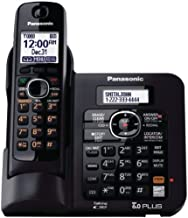 PANASONIC KX-TG6641B DECT 6.0 RANGEBOOST CORDLESS PHONE (SINGLE-HANDSET), Model#: KX-TG6641B
