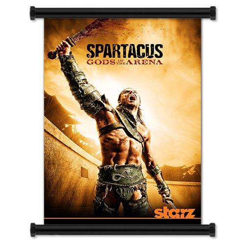 Espartaco: dioses de la Arena de la serie de televisión...