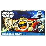 Star Wars 96794 - Espada láser del General Grievous [versión en inglés]...