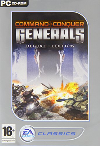 Command and Conquer Generals Deluxe Edition (UK)