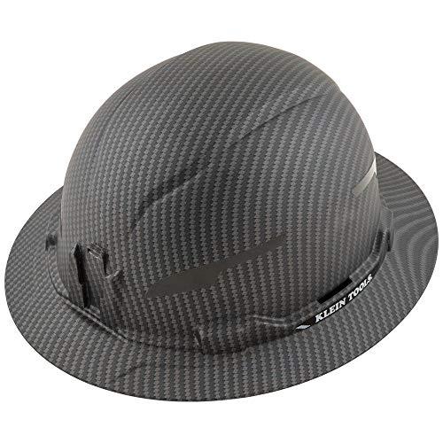Klein Tools 60345 Hard Hats, KARBN Pattern