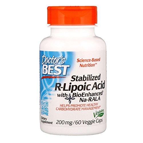ドクターズベスト Best Doctors Best R-Lipoic リポ酸 200㎎ 60カプセル