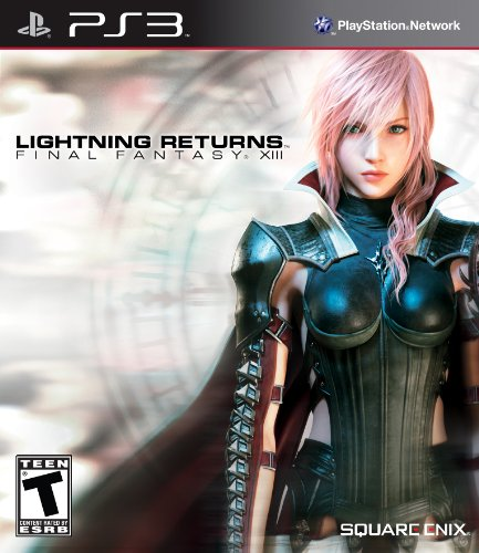 Square Enix Lightning Returns - Juego (PlayStation 3, RPG (juego de rol), T (Teen))