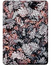 Amazon kindle paperwhite 第10世代 保護 シェル 薄い 落下防止 自動 スリープ ファンクション付き kindle paperwhite 2018 ニュー 保護 シェル 防水性 と 耐衝撃性 (落ち葉)