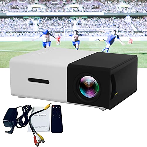 Proyector, resolución nativa 1920 x 1080p, compatible con ordenadores, unidades flash USB, estéreos, consolas de juegos, DVD, etc.