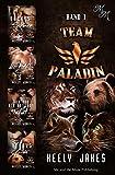 Team Paladin - Band 1: Luckys Sieben / Sein dreckiger Ire / Jack und der Rotschopf mit Twist / Teddys Bär
