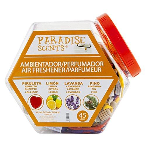 Paradise PER80193 Contenedor Perfumadores Botella