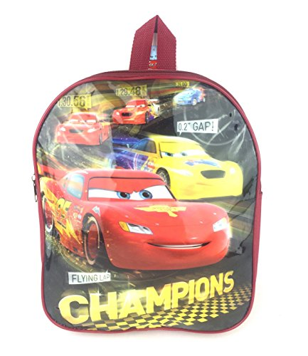 OFFICIËLE DISNEY CARS RACERS EDGE CHAMPIONS NURSERY SCHOOL JUNIOR rugzak