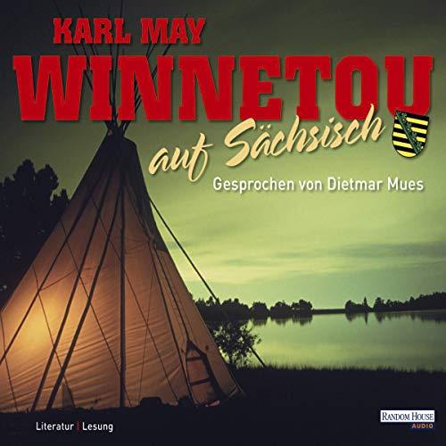 Winnetou auf sächsisch Titelbild