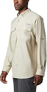 Columbia Men's Blood and Guts Iii Ls Woven Shirt Blood and Guts III Long Sleeve Woven Shirt