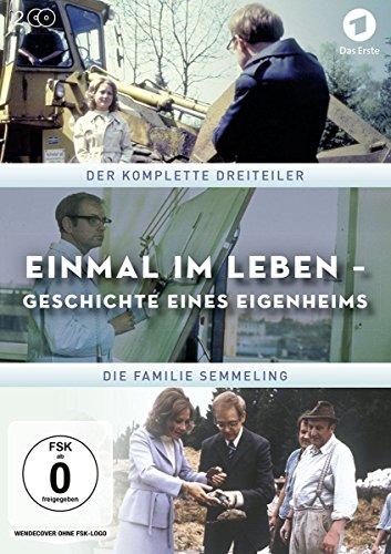 Geschichte eines Eigenheims (2 DVDs)