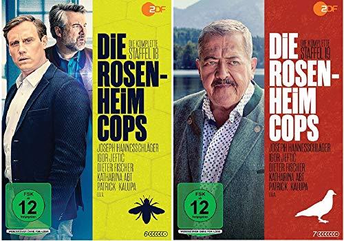 Die Rosenheim Cops - Staffel 18+19