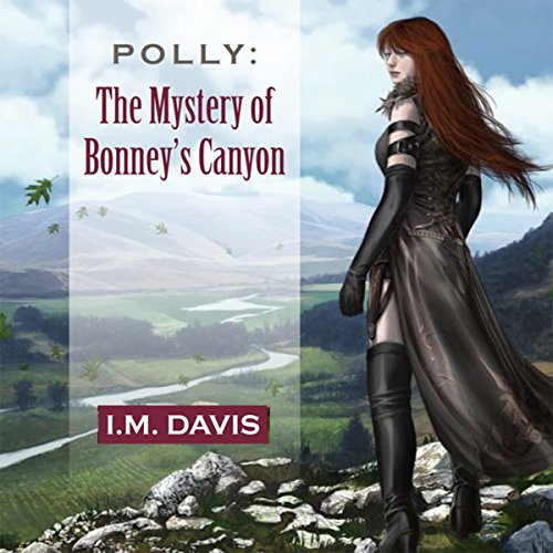 Polly: The Mystery of Bonney's Canyon audiobook cover art